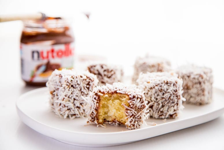 Sweet Expo - Sweet Magazine Nutella Lamingtons