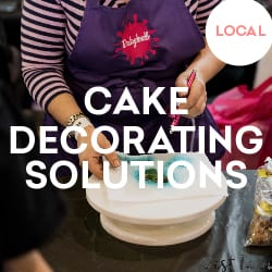 Cake Decorating Solutions – Sweet Expo
