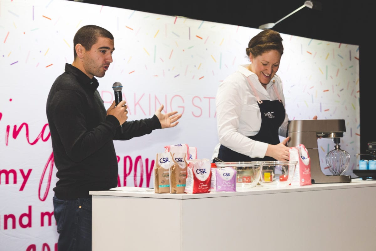 Sweet Expo – Delicious eats, workshops and shopping over two
